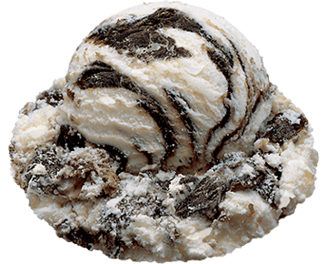 Ashby's Sterling Eskimo Kisses Ice Cream