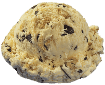Ashby's Sterling Cookie Dough Ice Cream