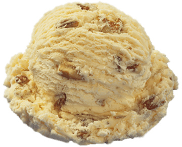 Ashby's Sterling Butter Pecan Ice Cream