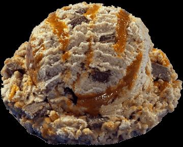 Ashby's Sterling Milk Way Ice Cream