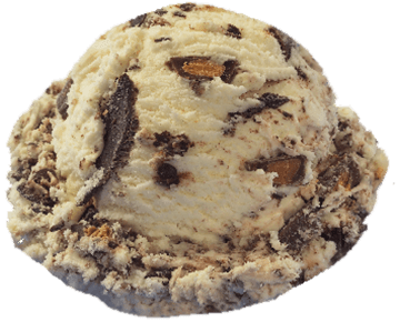 Ashby's Sterling Moose Tracks Ice Cream