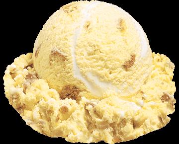 Ashby's Sterling Nana's Banana Pudding Ice Cream