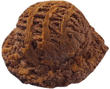 Ashby's Sterling Peanut Butter Cup Ice Cream