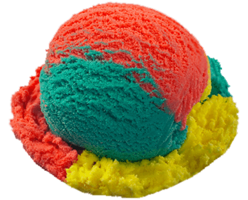 Ashby's Sterling Superman Ice Cream