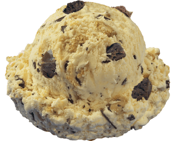 Ashby's Sterling Cookie Jar Ice Cream