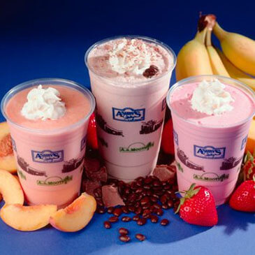 Ashby's Sterling Ice Cream Shakes