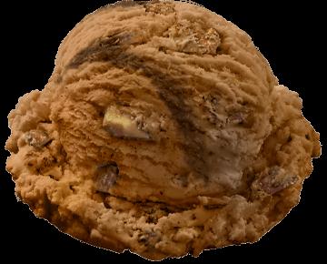 Ashby's Sterling Mocha Almond Fudge Ice Cream