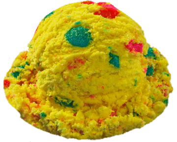 Ashby's Sterling Play Dough Ice Cream